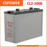 Глубокая энергия ветра батареи 2V 1000ah цикла и солнечное Cl2-1000