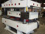 Vollautomatische hydraulische heiße Folien-Aushaumaschine