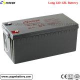 Direktes 12V 180ah Gel-tiefe Schleife-Batterie der Fabrik-für Solar