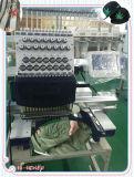 A única máquina principal do bordado computarizou o Sequin de 12 agulhas + Cording + máquina de Embrodiery do plano + do tampão + do t-shirt