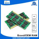 Het werk met Al Motherboards 1600MHz DDR3 Laptop van de RAM PC3-12800 8GB