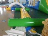 Divertimento che fa galleggiare le strumentazioni gonfiabili giganti della sosta dell'acqua