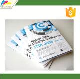 De het volledige Handboek van het Document van de Kleur Compensatie Aangepaste/Boek/Catalogus/Fabriek/het Bedrijf van de Druk van het Tijdschrift/van de Brochure de Dienst/