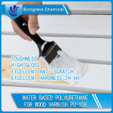 Polyuréthane à base d'eau pour le vernis en bois (PU-108)