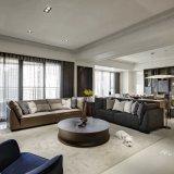 Sofá moderno da tela da sala de visitas do estilo (F629-13)