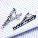 Clip de relation étroite d'usager de Pin de relation étroite de qualité de tirant de VAGULA Classical Business De Corbata Silver 52