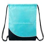 Sacchetto all'ingrosso di sport dello zaino del Drawstring del sacchetto del sacco di ginnastica