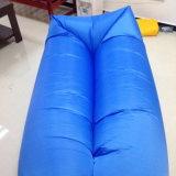 Neues 2. Erzeugung kein PET eine Mund-aufblasbare Luft-Couch Outodoor (D225)