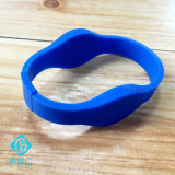 RFID Silicone Tag Dual Frequency S50 + H3 Wrist Bands