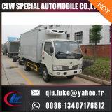 De mini Vrachtwagen van de Diepvriezer van de Ijskast