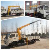 Forklift com o guindaste telescópico de 5 toneladas para a venda