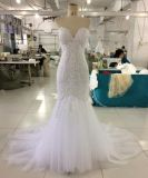 Платье венчания Mermaid высокого качества Aoliweiya brandnew
