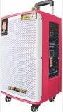 10 '' Zoll bewegliche Bluetooth Allrichtungsrad-nachladbarer Lautsprecher--Gd12-02I