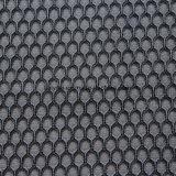 Tela de acoplamiento respirable del acoplamiento del aire del poliester 3D para los zapatos