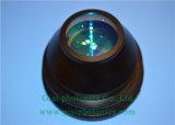 TelecentricのFThetaのスキャンレンズ、光学レンズ