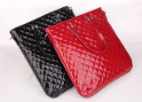 Mini sacos de ombro do plutônio com muitos projetos e cores para bolsas das mulheres
