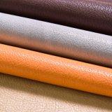 Кожа мебели PU PVC высокого качества 2016 (CF01)