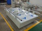 Banc d'essai de vibration de vibrateur de module de carton et de transport de simulation