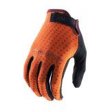 Перчатки померанцовых перчаток мотоцикла перчаток воздуха спринта off-Road (MAG121)