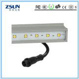 Luz linear al aire libre del LED con la línea IP65 LED de la escala