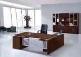 光沢のあるベニヤの木の執行部の机の中国のオフィス用家具(HX-RD6071)