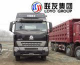 タイへの熱い販売のための6X4 Sinotruk HOWO A7のトラクターのトラック