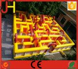 Qualitäts-aufblasbares Labyrinth für im Freienspiel