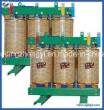 電源変圧器かオイルによって浸される電力配分の変圧器または鋳造物の樹脂の乾式の変圧器またはパッドによって取付けられる変圧器