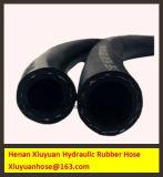 Boyau flexible en caoutchouc hydraulique de tuyaux d'air de boyau
