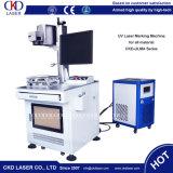 Машина маркировки лазера волокна горячего сбывания Desktop UV с качеством самого лучшего цены верхним