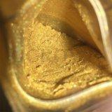 La polvere del pigmento della perla di lustro dell'oro per la perla del rivestimento pigmenta il fornitore