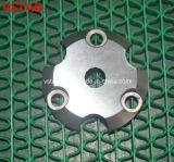 CNC que faz à máquina com a peça do tratamento térmico na alta qualidade