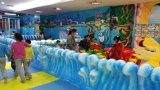 Песок DIY движения таблицы Оборудовани-Песка парка атракционов Rose ягнится малыши игрушки играя центр
