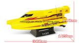 Barcos 1/38 del modelo RC de la velocidad del PVC con el motor doble
