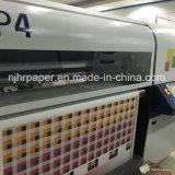"""126 """"/3.2m, 120 '', 105 '', de secado rápido 120GSM transferencia por sublimación rollo jumbo de papel para la industria textil"""