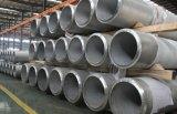 Ingeniería aflautada de proceso con 316 L tubo del acero inoxidable