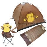 Tente extérieure se pliante d'enfants de tente de tente campante de la tente Hc-T-Kt17 campante