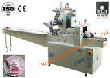 Gzb-450A Hochgeschwindigkeitsc$kissen-typ automatische Nachtisch-Verpacken-Maschinerie