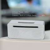 Altavoz sin hilos portable de Bluetooth de los multimedia
