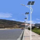 現実的なセリウム5m 6m 20W 30W LEDの太陽街灯