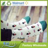 Diverso modelo de la aduana calcetines de la comodidad de 5 paquetes con color multi