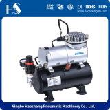As186 Mini Airbrush Compressor avec Pressure Gauge
