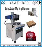 Пластмасса/стекло гравировки машины маркировки лазера СО2 аттестации 30W SGS ISO Ce деревянные