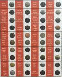 Verschillend Oogje en Ornament met het Testen van Oeko van 50 het Plateren Kleuren