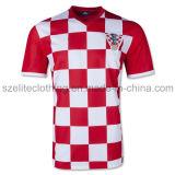 Camisetas impresas aduana del fútbol para el club (ELTYSJ-63)