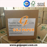 Alta calidad Customized Size Thermal Paper en Reel