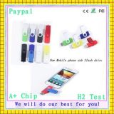 Fabrik-Preis USB-Blitz-Laufwerk für intelligentes Telefon