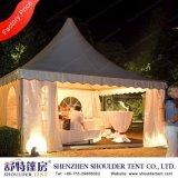 Kundenspezifisches Aluminium PVC Gazebo Pagoda Tent für Event