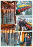 Изготовление Китая подъем блока рукоятки 5 тонн ручной