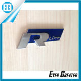 Kundenspezifisches Car Plastic Badge Emblems Sticker 3D Metal Car Auto 3D Alloy Badge